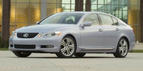 New 2007 Lexus GS 450h