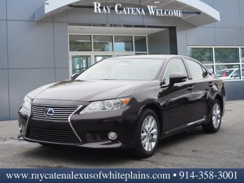 Pre-Owned 2013 Lexus ES 300h Base