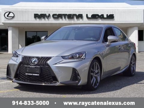 Pre-Owned 2017 Lexus IS 300 Base
