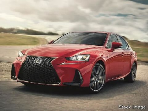 New 2019 Lexus IS 350 Base