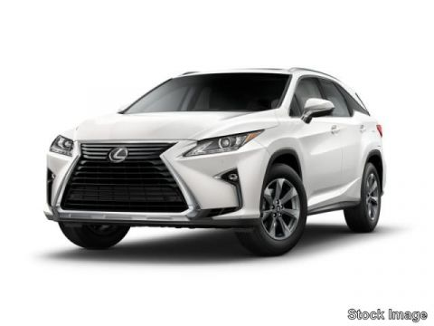 New 2018 Lexus RX 350L Luxury
