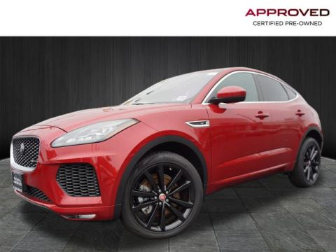 Pre-Owned 2018 Jaguar E-PACE P300 R-Dynamic SE
