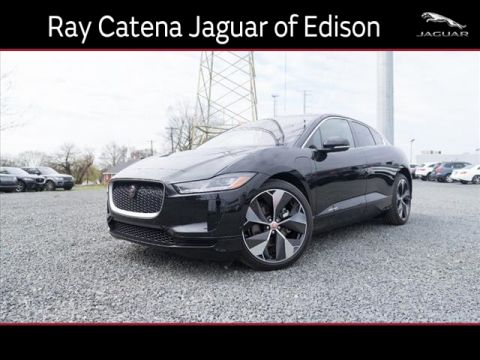New 2019 Jaguar I-PACE EV400 SE