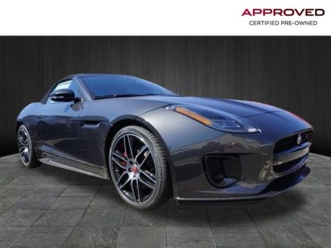 Pre-Owned 2020 Jaguar F-TYPE Checkered Flag Limited Edition