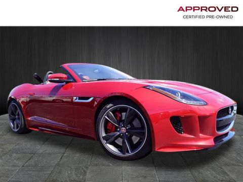 Certified Pre-Owned 2017 Jaguar F-TYPE R