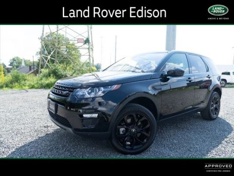 New 2019 Land Rover Discovery Sport Discovery Sport