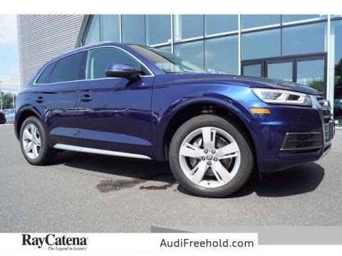 Pre-Owned 2019 Audi Q5 2.0T quattro Premium Plus