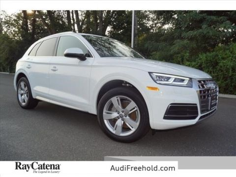 Pre-Owned 2018 Audi Q5 2.0T quattro Premium Plus