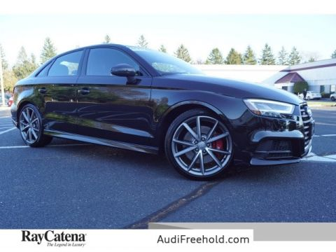 Pre-Owned 2017 Audi S3 2.0T Premium Plus quattro
