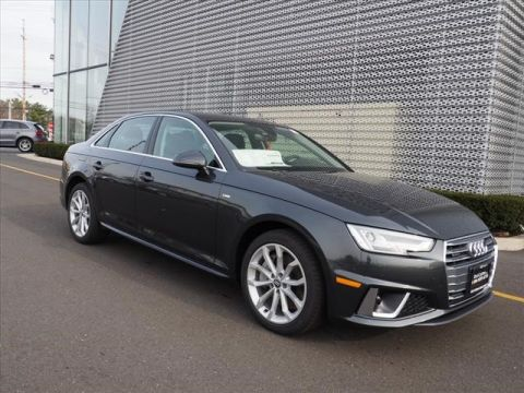 New 2019 Audi A4 2.0T quattro Premium Plus
