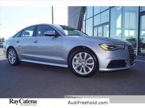 Pre-Owned 2017 Audi A6 2.0T Premium Plus quattro