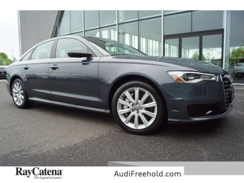 Pre-Owned 2016 Audi A6 2.0T Premium Plus quattro