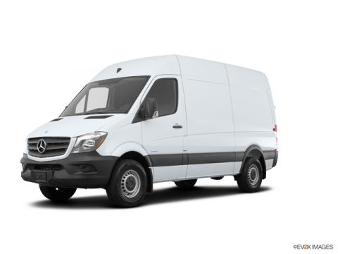 Pre-Owned 2017 Mercedes-Benz Sprinter Cargo 2500 144 WB