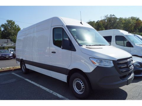 New 2019 Mercedes-Benz Sprinter Crew Cargo 170 WB High Roof