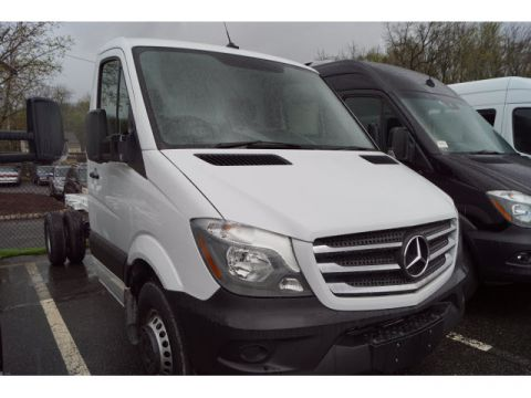 New 2018 Mercedes-Benz Sprinter Cab Chassis 3500XD