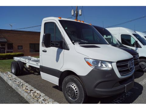 New 2019 Mercedes-Benz Sprinter Cab Chassis 3500XD