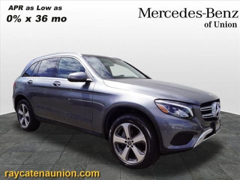 Certified Pre-Owned 2019 Mercedes-Benz GLC GLC 300 4MATIC®