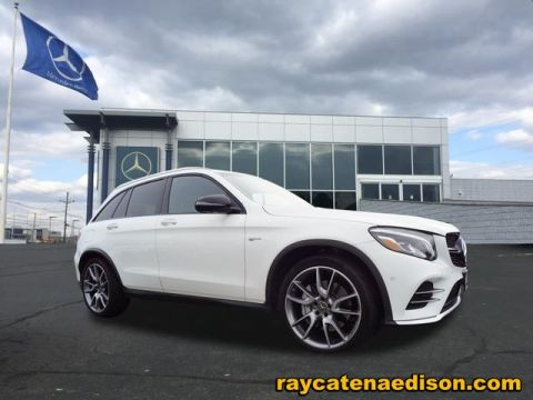 Certified Pre-Owned 2017 Mercedes-Benz GLC 43 AMG® GLC 43