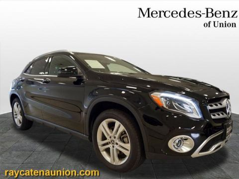 Certified Pre-Owned 2019 Mercedes-Benz GLA GLA 250 4MATIC®