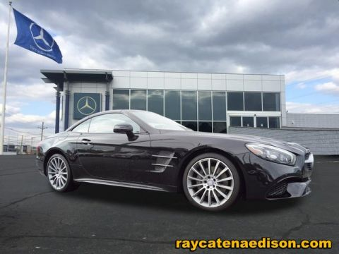 Certified Pre-Owned 2017 Mercedes-Benz SL 450 SL 450