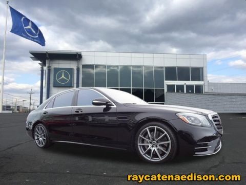 Certified Pre-Owned 2019 Mercedes Benz S 560 S 560 4MATIC