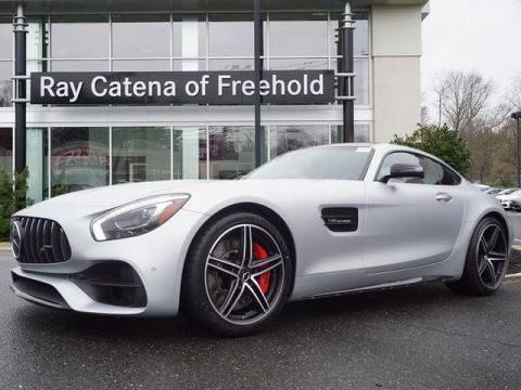 New 2019 Mercedes-Benz AMG® GT C