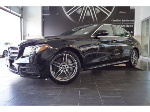 Pre-Owned 2019 Mercedes Benz E 300 E 300 4MATIC