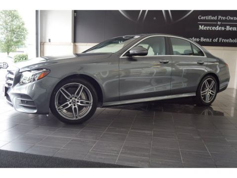 Pre-Owned 2018 Mercedes-Benz E-Class E 300 4MATIC®