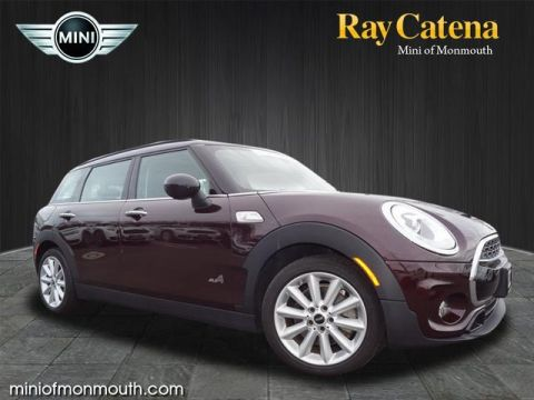 Pre-Owned 2018 MINI Clubman Cooper S ALL4