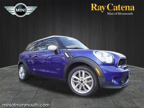 Pre-Owned 2013 MINI Paceman Paceman S