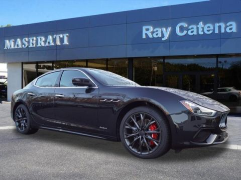 New 2019 Maserati Ghibli SQ4 GranSport
